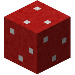 Minecraft Tools : Red shroom block