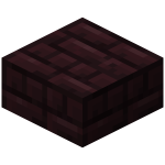 Nether Brick Slab<br>