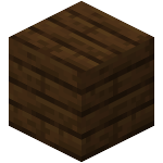 Dark Oak Planks<br>