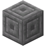 Chiseled Stone Bricks<br>