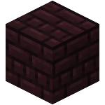 Nether Bricks<br>