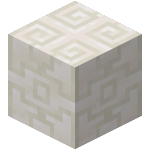 Chiseled Quartz Block<br>