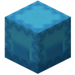 Light Blue Shulker Box<br>